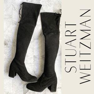 NEW Stuart Weitzman Tieland Over-the-Knee Boots